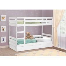 Кровать двухъярусная Пирус  Боровичи