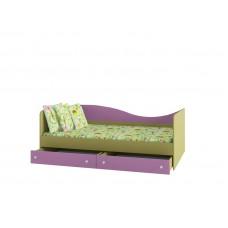 Кровать Улыбка с ящ. ДМ 3001  Феникс
