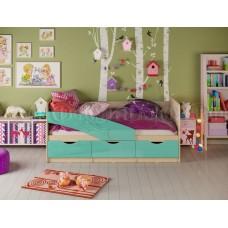 Кровать Дельфин матовая  Миф