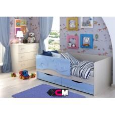 Кровать Алиса 1,6  СтендМебель
